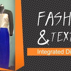 Integrated Diploma - MSD Series - Fashion & Textiles