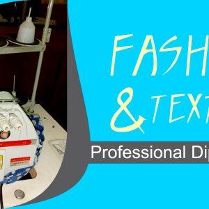 Professional Diploma (A) - Fashion & Textiles @SINGEM