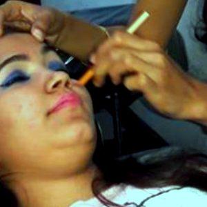 Makeup Workshop in progress @SINGEM Bhawanipore
