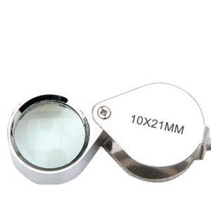 10x21mm Eye Glass - Gem Testing Equipment @SINGEM Bazaar