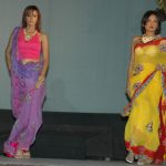 Fashion Models prepared by our students.