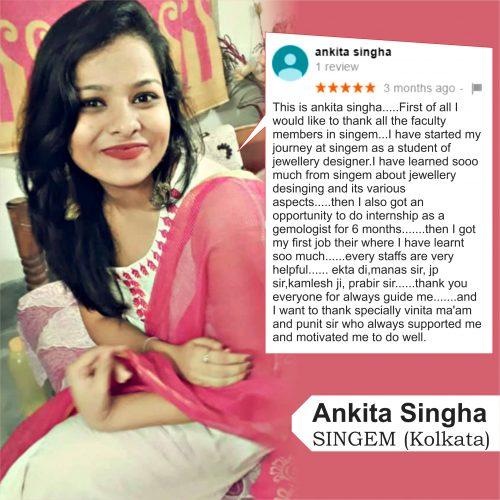 Ankita Singha
