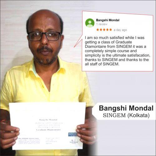 Bangshi Mondal