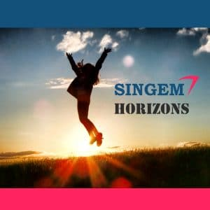 A visionary poster for SINGEM Horizons